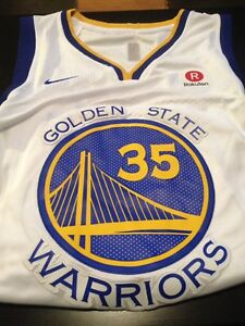 Golden State Warriors - #35 - Kevin Durant jersey