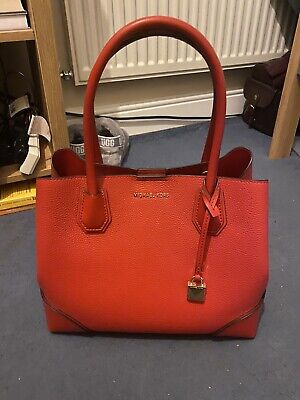 Michael Kors Bag Red New