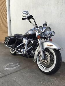 2003 Harley-Davidson Road King Classic. 100th Anniversary Lavington Albury Area Preview