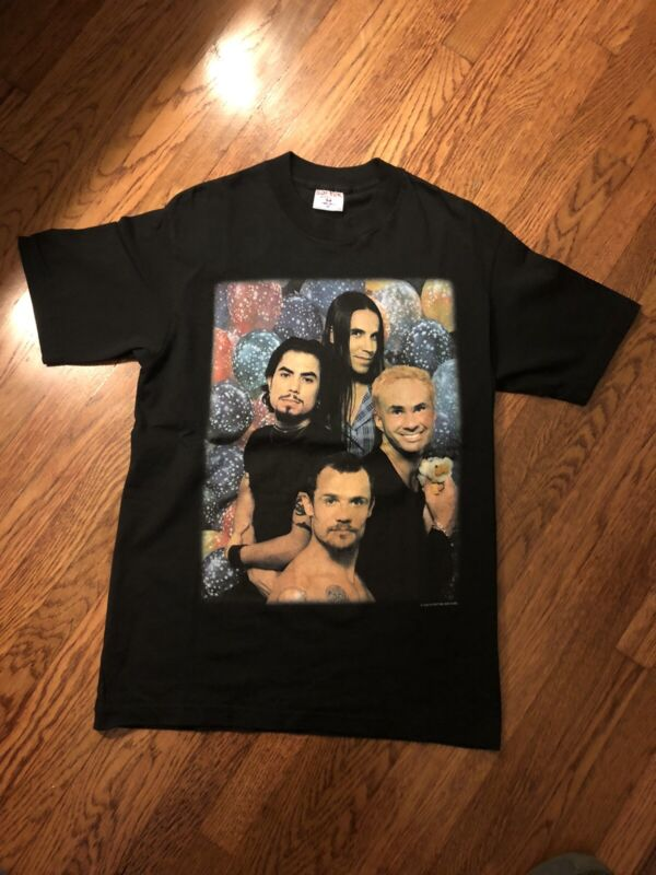 Red Hot Chili Peppers RHCP One Hot  Minute 1995 Shirt - VINTAGE, NOT A REPRINT!