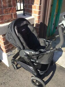 Peg pegero book plus stroller & car seat