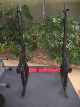 Bodyworx L415SR Adjustable Squat Rack Burton Salisbury Area Preview