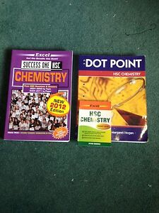 HSC text for chemistry Singleton Heights Singleton Area Preview