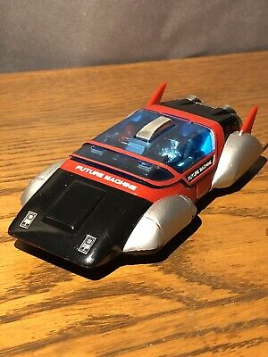 Vintage Future Machine 1983 Popy Japan Transformers Super GoBots Psycho Robo Toy