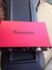 Focusrite 2nd Gen Scarlett 2i4 USB Audio Interface Bayswater Bayswater Area Preview