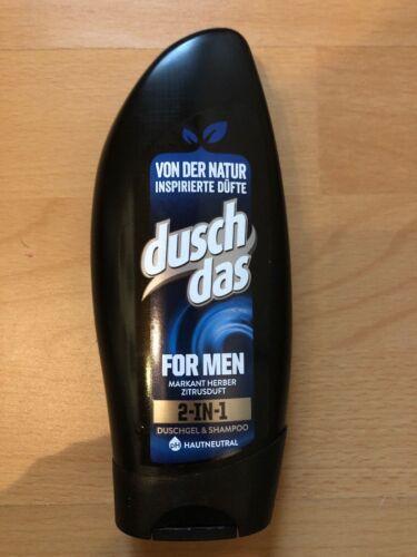 duschdas For Men 2 in 1 Duschgel 250 ml