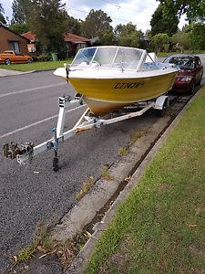 16ft runabout Chittaway Bay Wyong Area Preview