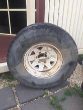 Toyota Land Cruiser wheel / tyre Blakeview Playford Area Preview