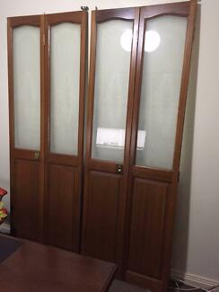 Wooden Partition, total 12 pieces