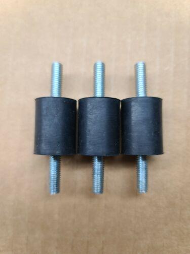 AV Mounts Motor Rubber Anti Vibration Isolation Set of 3
