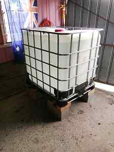 1000 litre IBS container Mount Barker Mount Barker Area Preview