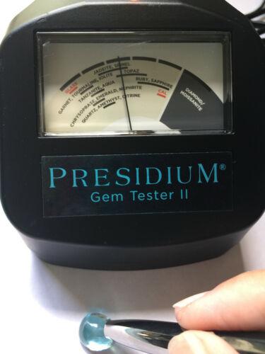 Presidium Gem Tester
