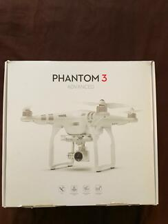 Phantom 3 advanced drone