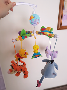 Winne the pooh mobile and organiser Cessnock Cessnock Area Preview