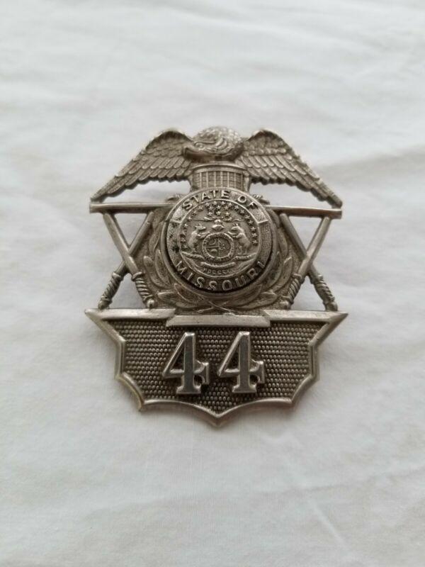 State of Missouri Badge 44