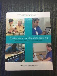 Fundamentals of Canadian Nursing