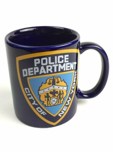 City of New York Police Department NYPD Coffee / Tea Cup / Mug