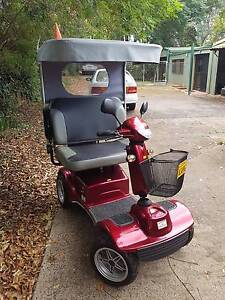 Double Seat Mobility Scooter Maleny Caloundra Area Preview