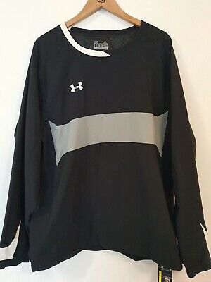 UNDER ARMOUR Rugby Coldgear Loose Fit Long Sleeve Training Top Size XL