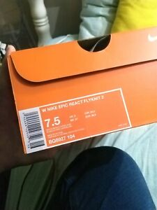 Nike shoes for girls size 7.5