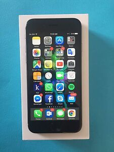 128GB UNLOCKED iPhone 6 -Perfect Condition-
