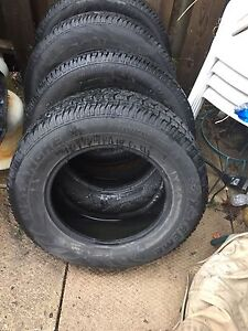 Winter tires 225/70R16 Xtreme Avalanche