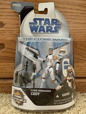 Star Wars Clone Wars Clone Commander Cody No. 10