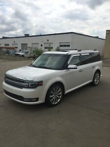 2013 Ford Flex Limited 3.5L