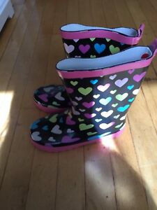 BRAND NEW Laura Ashley Rain Boots Size 2