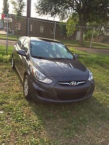 Hyundai Accent 2012 starter car 4 extra tiers
