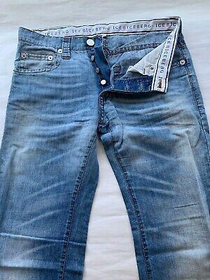 Mens Iceberg Jeans