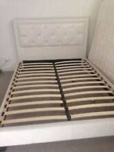 Queen bed and mattress Mascot Rockdale Area Preview