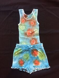 Sunburst Design Shorts Set Durack Brisbane South West Preview