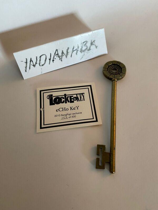 Locke & Key Echo Key 2010 BangPop! Exclusive 153 of 500 Rare Netflix Replica