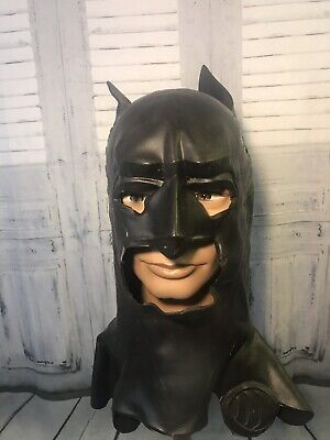 Batman Movie Mask Costume Props Super Hero Halloween Party (Adult Movie Batman Mask)