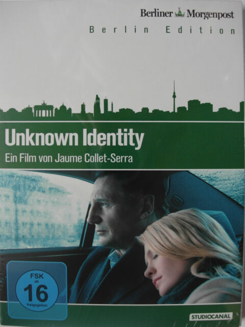 Unknown Identity - Liam Neeson, Diane Kruger - Berlin , Stasi, Brandenburger Tor