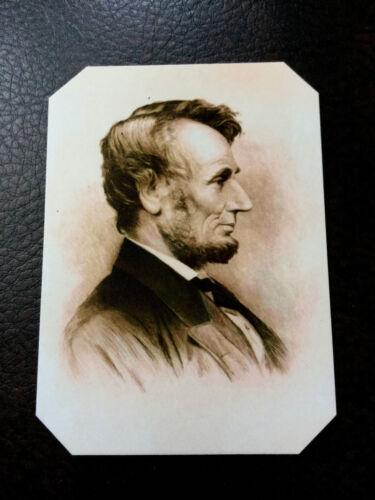Abraham Lincoln Civil War President tintype C560RP