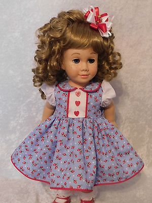 Dress Designed for Chatty Cathy  *Marci's Doll Designs*