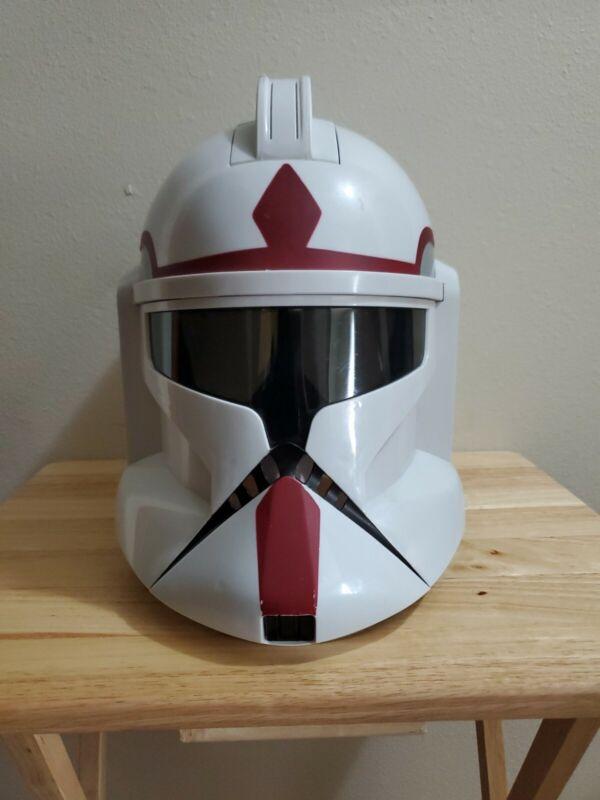 star wars clone helmet 2008 Coruscant Guard
