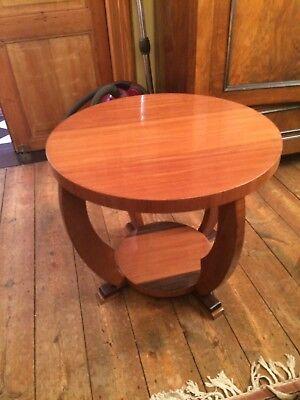 Petite table , gueridon Art deco