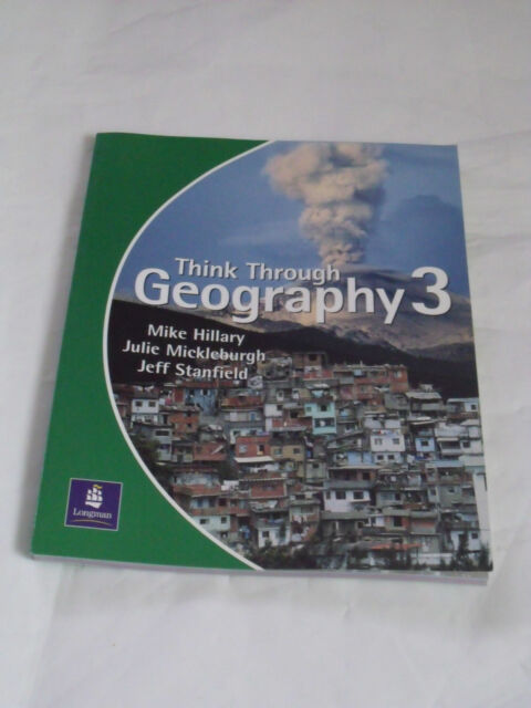 Think Through Geography: Bk.3: Gr 11: Pupil's book by Julie Mickleburgh, J. S...
