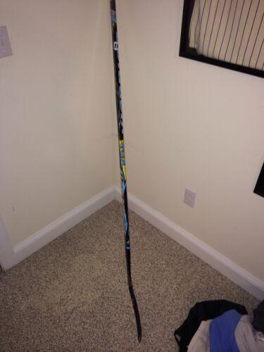 TOM POTI Game Used Hockey Stick Cracked Washington Capitals Rare