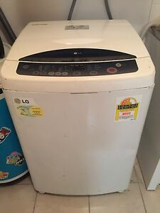 LG Top Loader Washing Machine Burleigh Waters Gold Coast South Preview