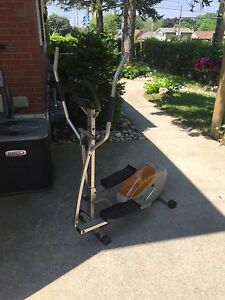 Elliptical Trainer, Very compact