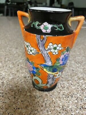 1933 Chicago Worlds Fair Mini Vase Gorgeous