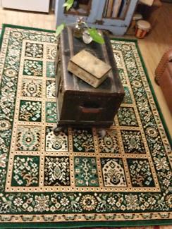 Persian style rug 230cm x 160cm