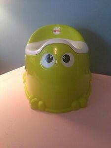 Froggy potty never used
