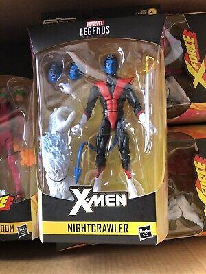 Marvel Legends - 6 In - Nightcrawler - Wendigo Series - MOC