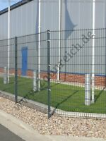 #13: Doppelstabmattenzaun Tor Zaunbau schmiedeeiserner Zaun WPC Niedersachsen - Westerstede Vorschau