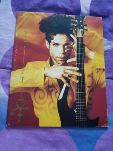 Prince and The New Power Generation Act 1 Tour Book
